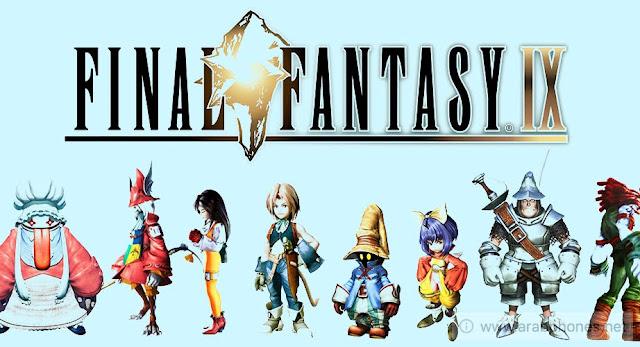 تحميل لعبة Final Fantasy IX للاندرويد مجانا apk + obb