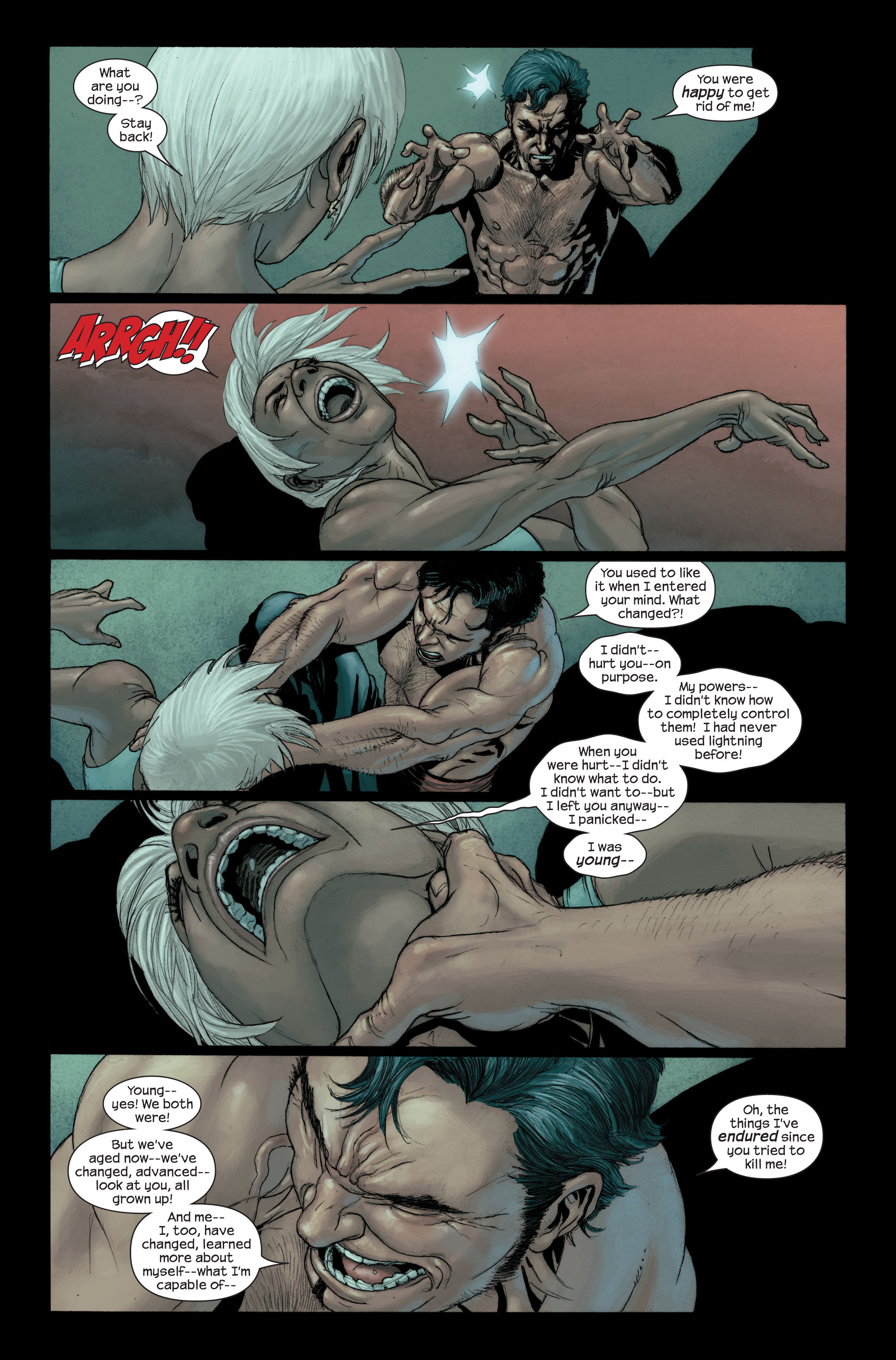 Read online Ultimate X-Men comic -  Issue #89 - 10