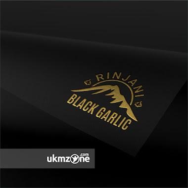 Desain Logo Untuk Produk Rinjani Black Garlic