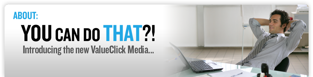 valueclick media-best cpm network for weblogs and websites
