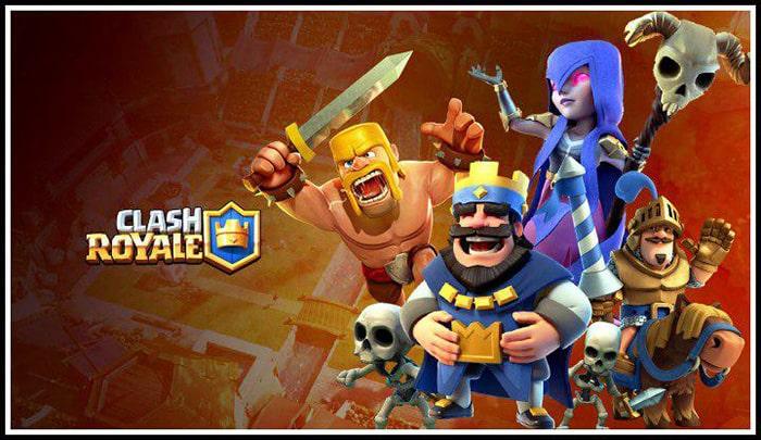 Новости от Clash Royale