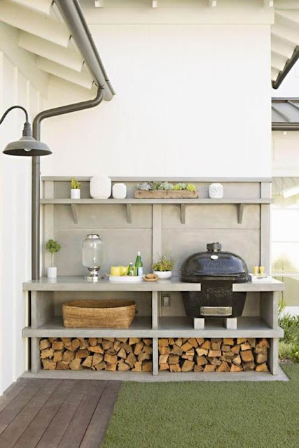 Grill Areas For Inspiration 7
