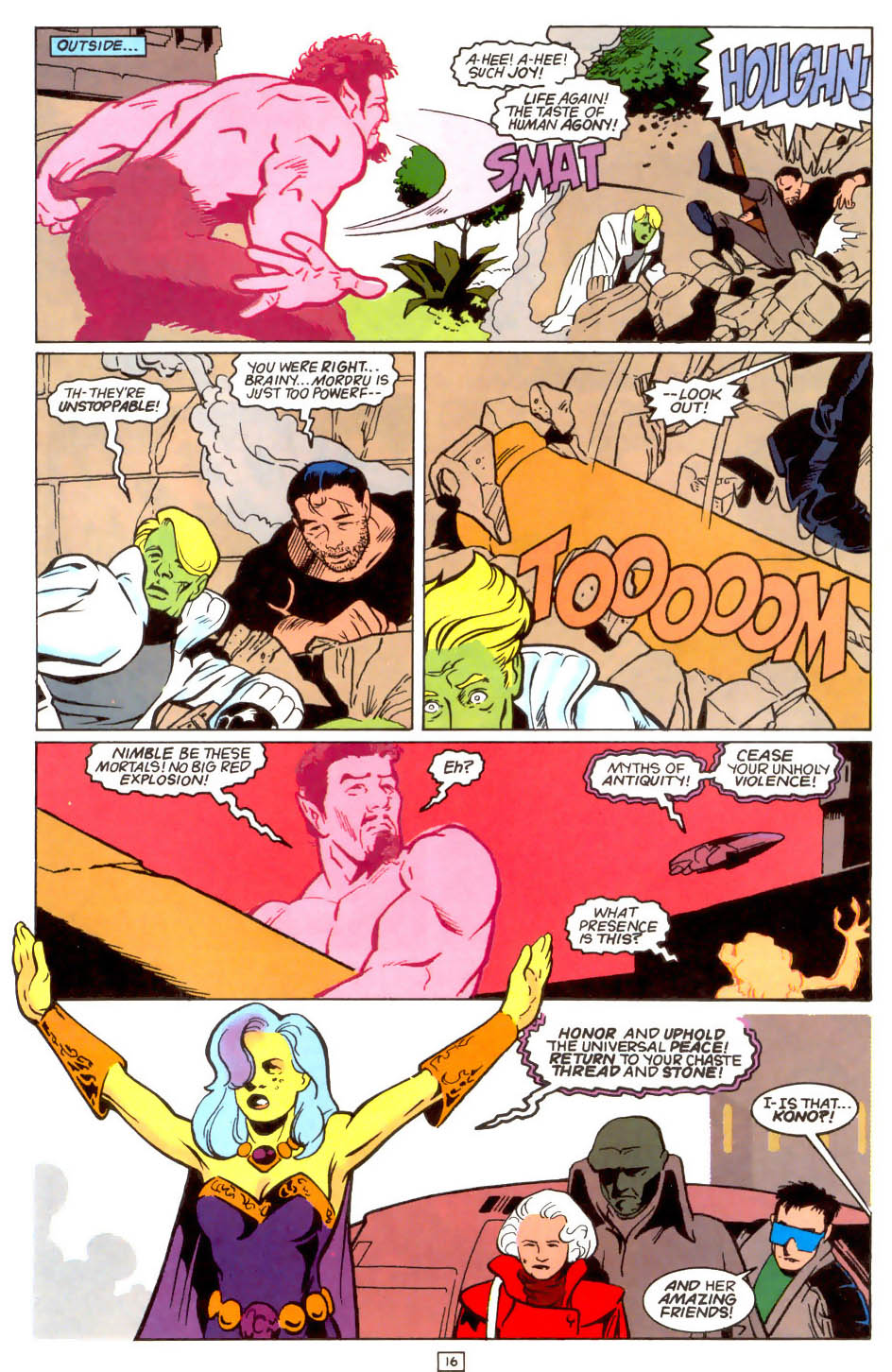 Legion of Super-Heroes (1989) 47 Page 16