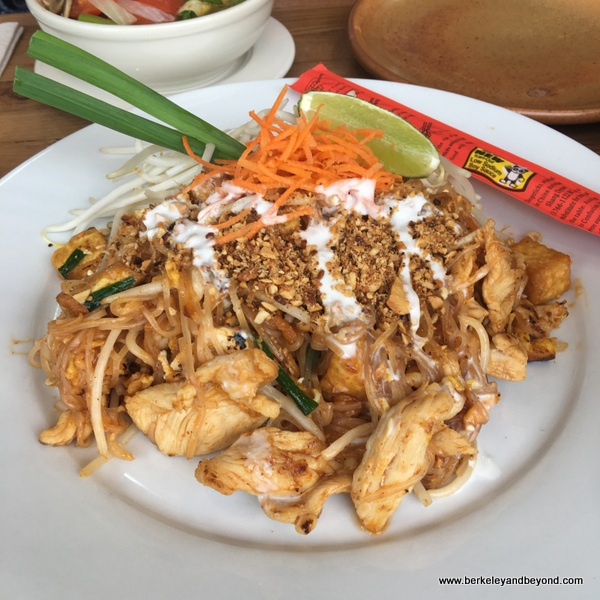 "Pad Thai ""Chai Ya"" at Daughter Thai Kitchen in Oakland, California"