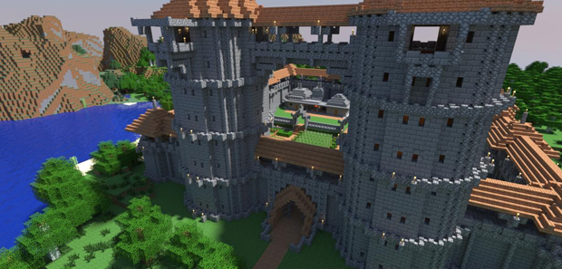 Minecraft Headed to PS4 PS Vita in Q2 Q3