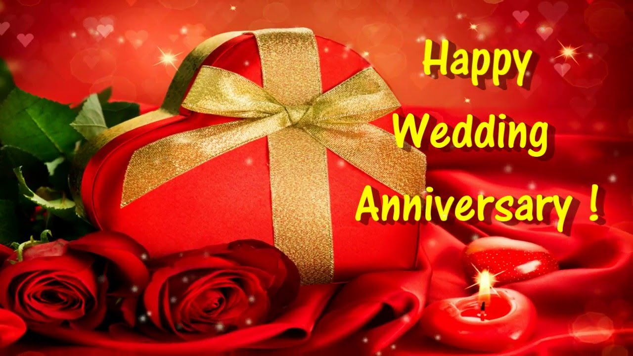 Anniversary wedding