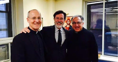 Martin, Colbert and Rosica