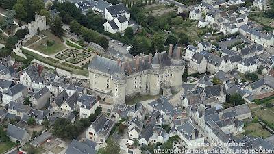 Castelos do Vale do Loire - Château de Langeais
