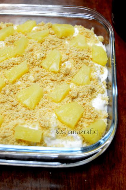 Pineapple Cream