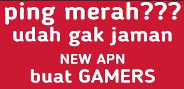 Setting Apn Indosat Untuk Game Online Mobile Legend 1