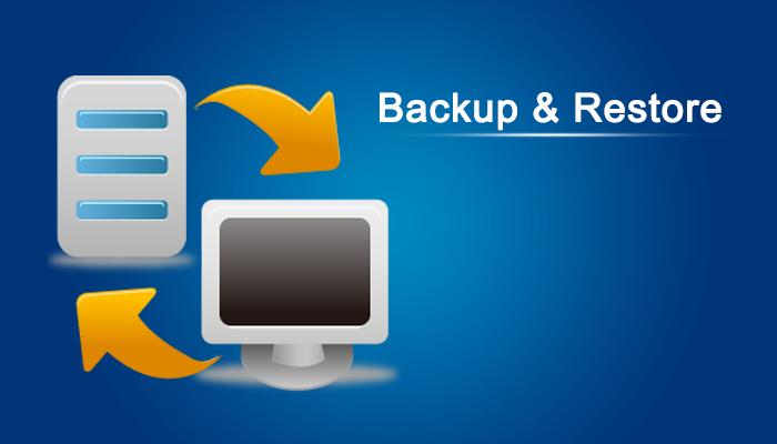 Cara Backup & Restore Data partisi (c:)