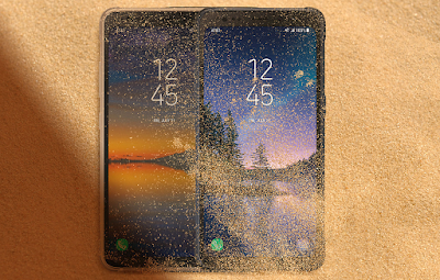 Samsung Galaxy S8 Active military specification