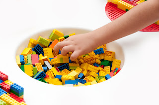 LEGO games for learning