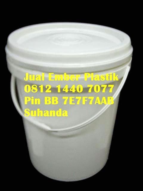 Hub 0812 1440 7077 Pin 7E7F7AAB Suhanda Ember Plastik Gagang Berkapasitas Antara 20 Liter 20kg 25 25kg Harga Sangat Murah Bisa Digunakan