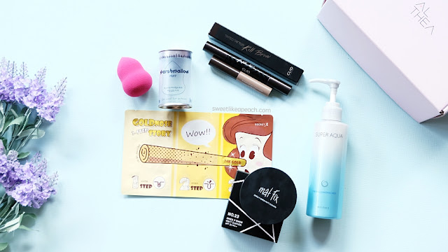 My Althea Korea Mini Haul
