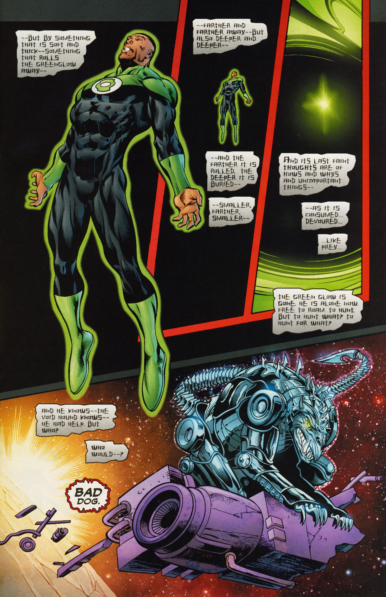 Read online Trinity (2008) comic -  Issue #41 - 26