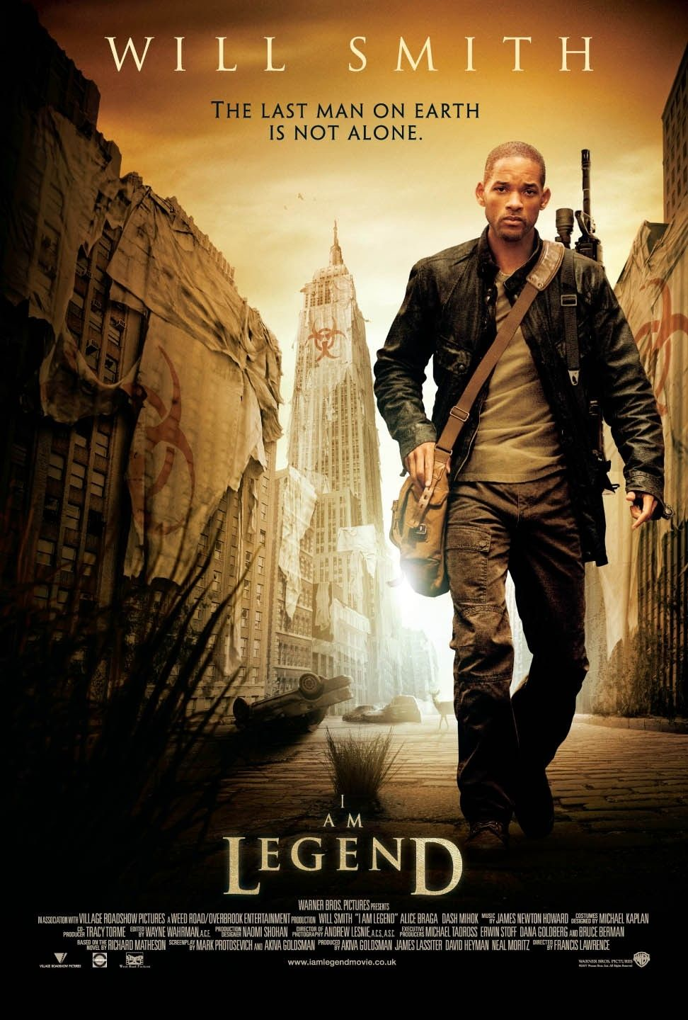 I Am Legend (2007) ταινιες online seires oipeirates greek subs