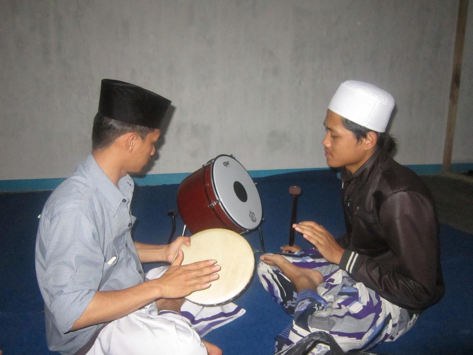 Santri Al Amin Latihan tek Dung