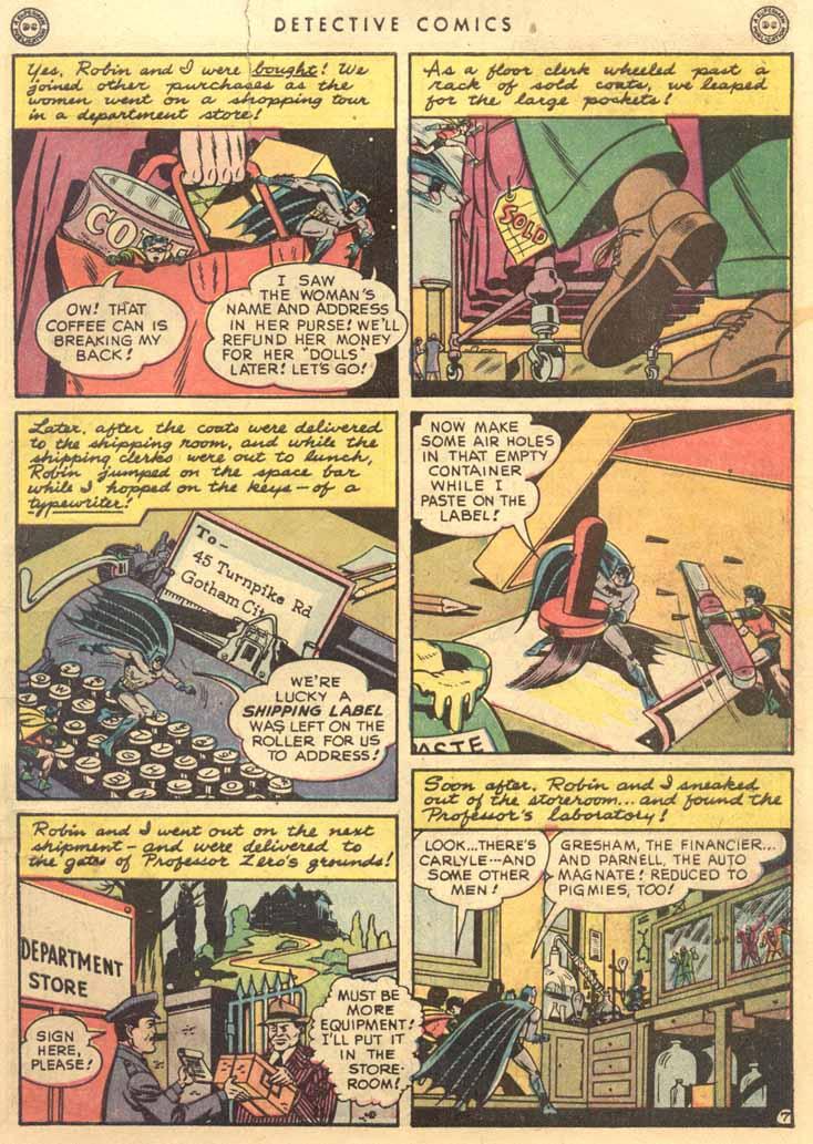 Detective Comics (1937) 148 Page 8