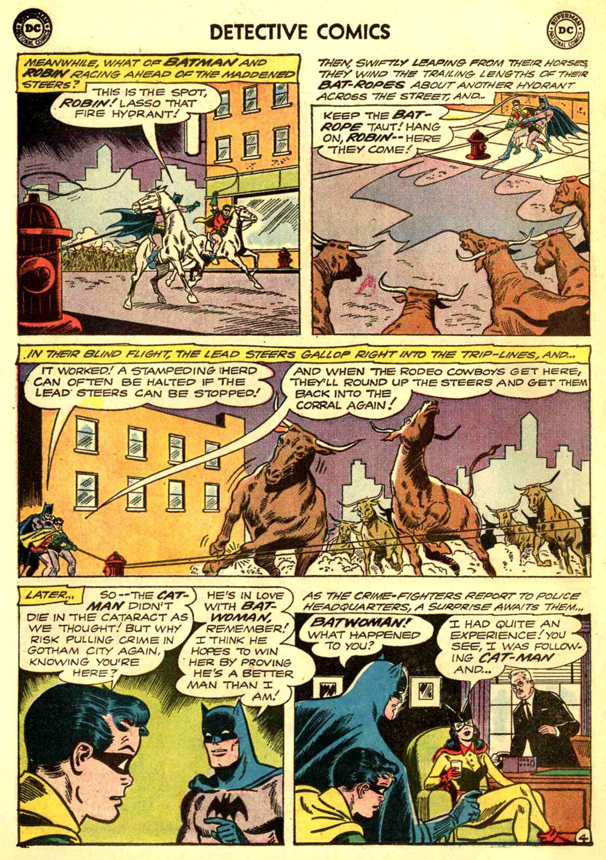 Detective Comics (1937) 318 Page 5