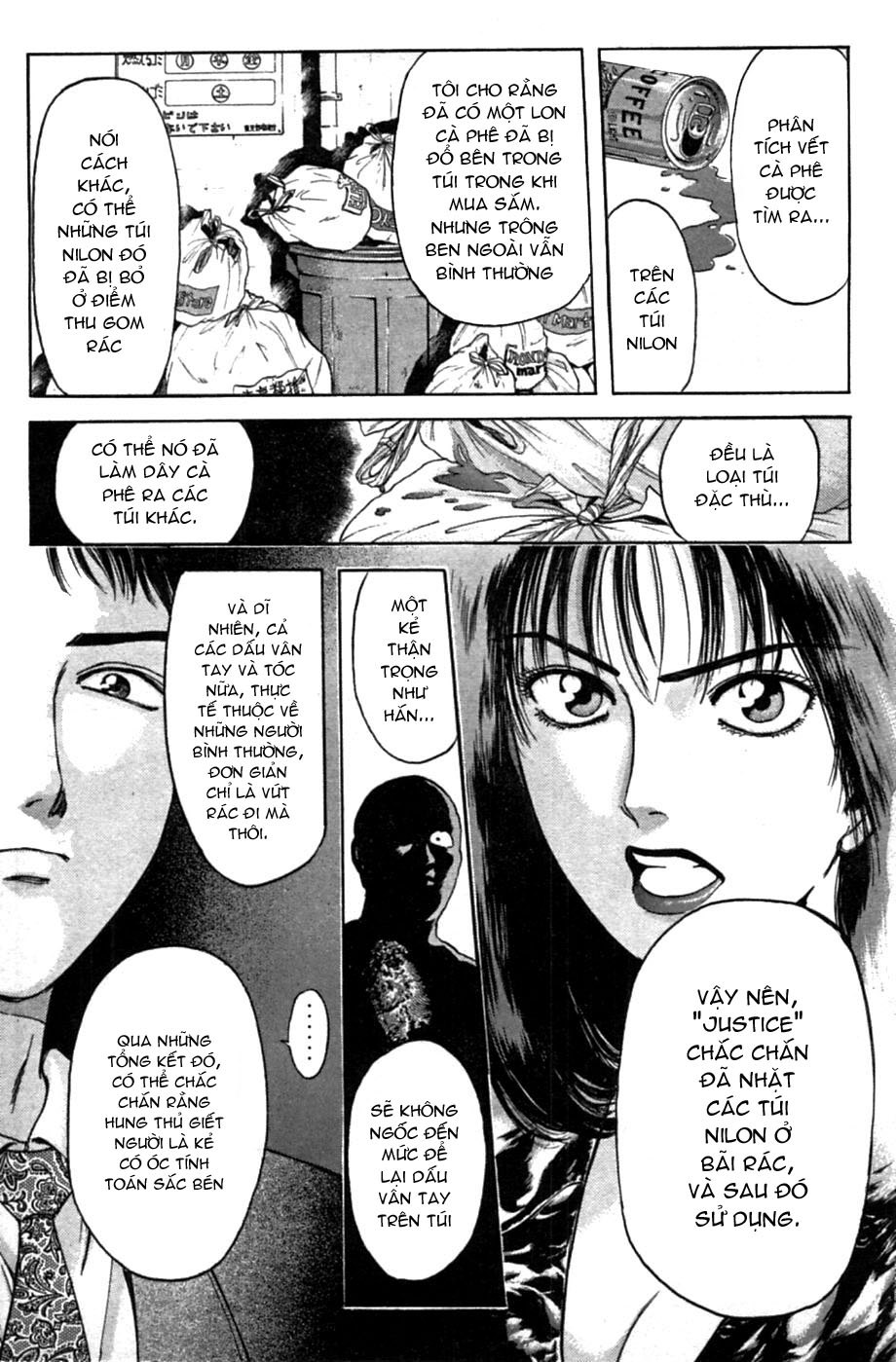 Psychometrer Eiji chapter 47 trang 14