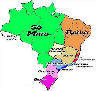 Brasil na visão dos paulistas!!!