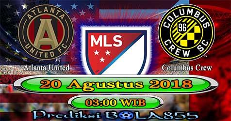 Prediksi Bola855 Atlanta United vs Columbus Crew 20 Agustus 2018