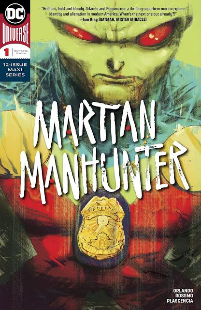 Martian Manhunter Volumen 5 2019 Detective Marciano descarga mega español