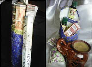 suport din plastic confectionat din pet, pentru sticlute cu ulei parfumat