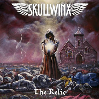 """Το lyric video του κομματιού των Skullwinx """"Attila The Hun"""" από τον δίσκο """"The Relic"""""""