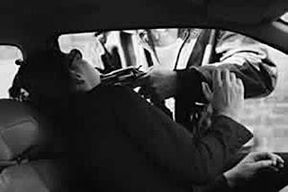 Alagoinhas: Homem é assaltado, colocado dentro de carro e levado por criminosos