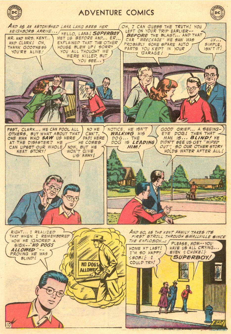 Read online Adventure Comics (1938) comic -  Issue #229 - 12