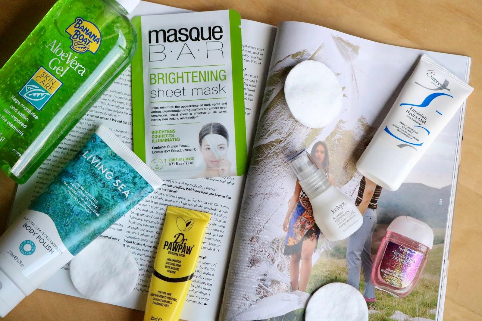 Skincare Travel Hacks to Tame Your Skin