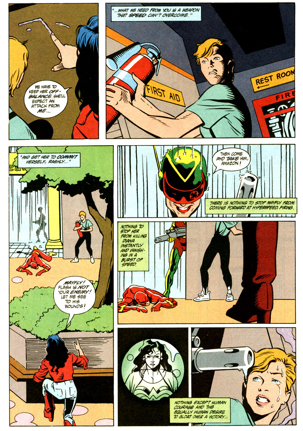 Read online Wonder Woman (1987) comic -  Issue #79 - 6