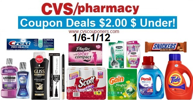 http://www.cvscouponers.com/2019/01/cvs-coupon-deals-200-under-16-112.html