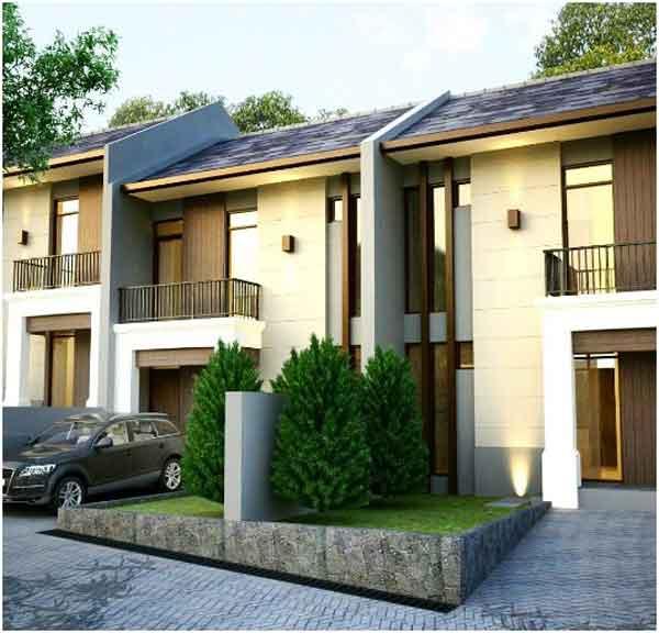 renovasi rumah minimalis 2 lantai sederhana