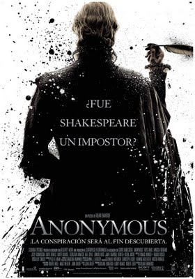 Póster de Anonymous