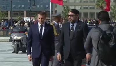 Le Roi Mohammed VI et le Président Macron inaugurent le TGV marocain