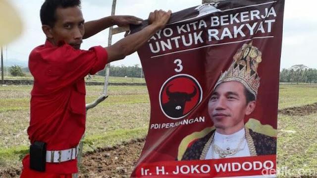 PDIP Bongkar Gudang 'Raja Jokowi'