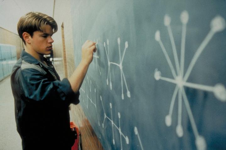 Film à voir : Will Hunting