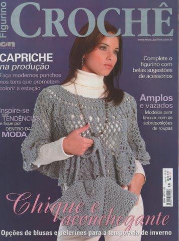 Revista Figurino Crochê