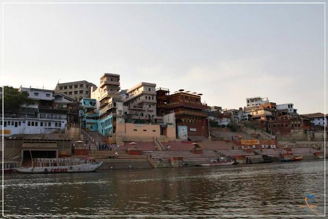 Ghats de Varanasi - Índia