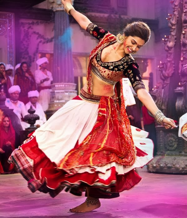 Deepika Padukone: Deepika Padukone In Ram-Leela Movie