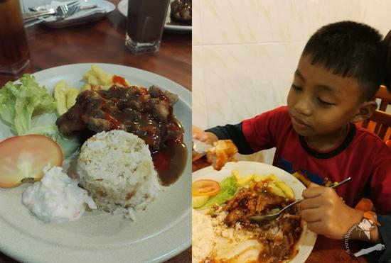 Chicken Chop Malaysia Style