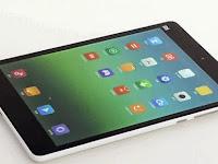 Xiaomi MiPad Generasi Kedua Dukung 4G LTE