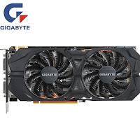 GIGABYTE tarjeta Gráfica GTX960 2 GB