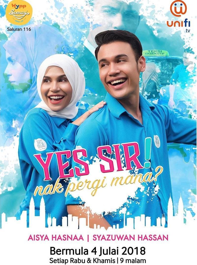 Yes Sir Nak Pergi Mana Full Episode