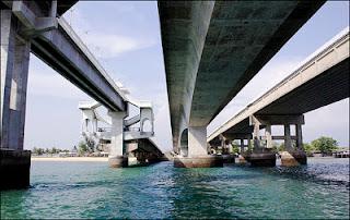 Sarasin Bridge - Connecting Phuket Island with the mainland (Image provided by Jamies Phuket)