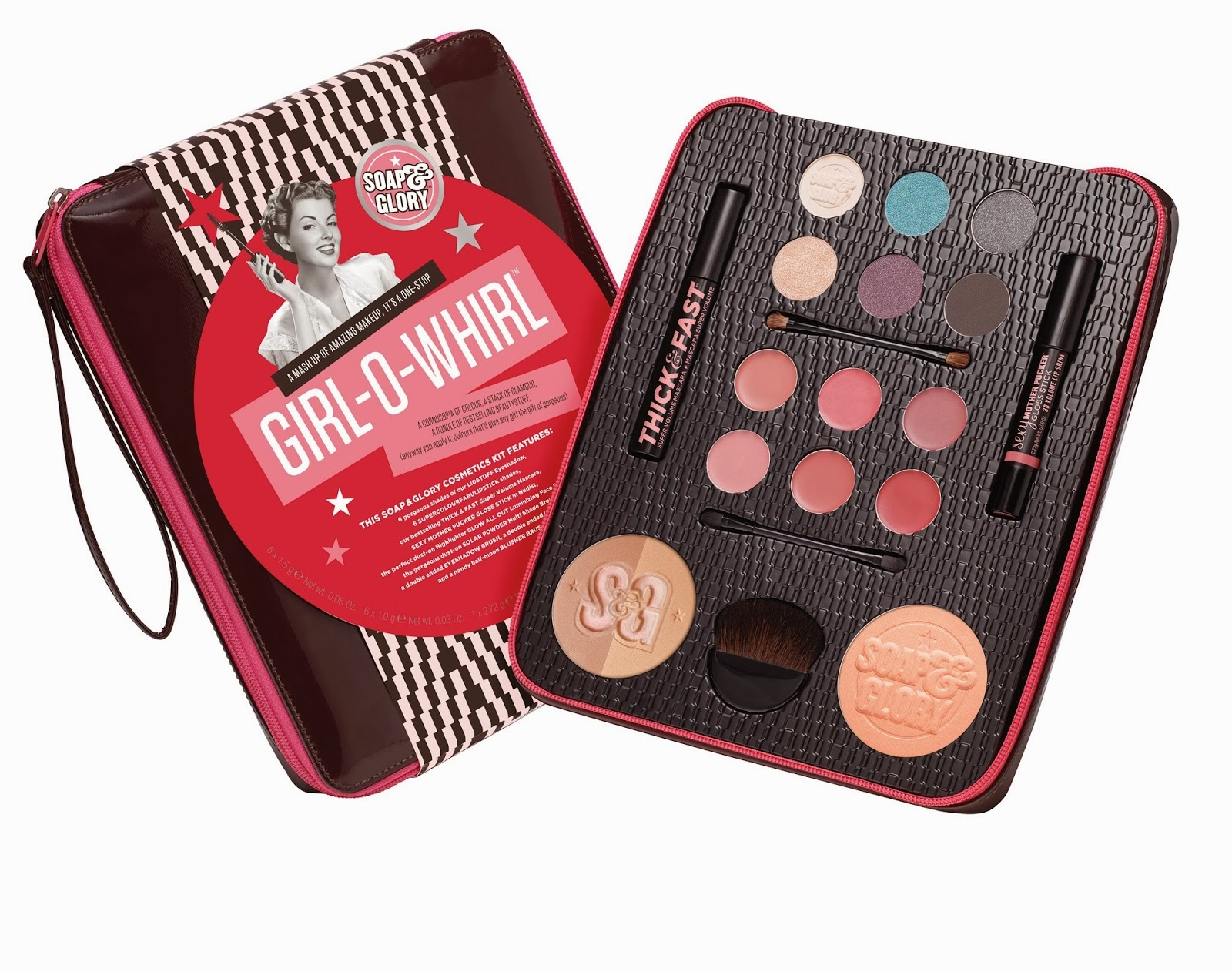 Soap & Glory Girl-O-Whirl