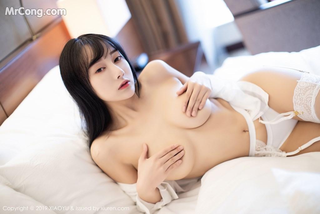 Image XiaoYu-Vol.076-He-Jia-Ying-MrCong.com-046 in post XiaoYu Vol.076: He Jia Ying (何嘉颖) (72 ảnh)